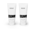 2 x KOHLE Charcoal & Coconut Whitening Toothpaste 1
