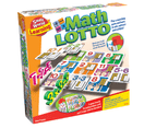 Learning & Memory Games And Toys Bundle - Math Lotto & Math Magic Mixer & Word Magic Mixer & 5Senses 2
