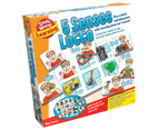 Learning & Memory Games And Toys Bundle - Math Lotto & Math Magic Mixer & Word Magic Mixer & 5Senses 3