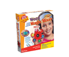 Learning & Memory Games And Toys Bundle - Math Lotto & Math Magic Mixer & Word Magic Mixer & 5Senses 5