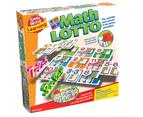 Learning & Memory Games And Toys Bundle - Math Lotto & Math Magic Mixer & Word Magic Mixer & 5Senses 2