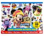 Disney Junior Giant Sticker Activity Book 1