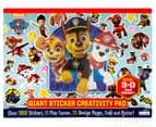 Paw Patrol Giant Sticker Activity Book 1