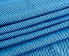 2 x Icy Kool Instant Cooling Towel - Blue 3