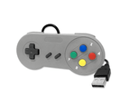 Classic SNES SFC Style Retro Game USB Controller Gamepad Joystick Joypad for PC MAC Windows 5