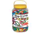 Ring-O-Link 100 Pcs In Jar 1