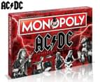 Official AC/DC Monopoly Board Game 1