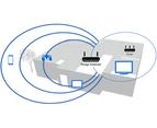 Linksys RE4100W N600 Dual-Band Wireless Range Extender 4