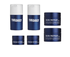 The Daily Men's Grooming Set - 2 x Cleansers, 2 x Moisturizers, 2 x Intensive Eye Creams 1