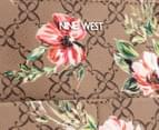 Nine West Prosper Floral Tote - Mocha/Multi 4