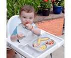 Easymat Ikea Perfect Fit Suction Plate - Mushroom 1