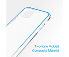Just Mobile TENC Air Ultra Slim Clear Protective Case For iPhone 11 Pro 1