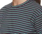 All About Eve Women's Final Tee / T-Shirt / Tshirt - Yarn Dyed Stripe 5