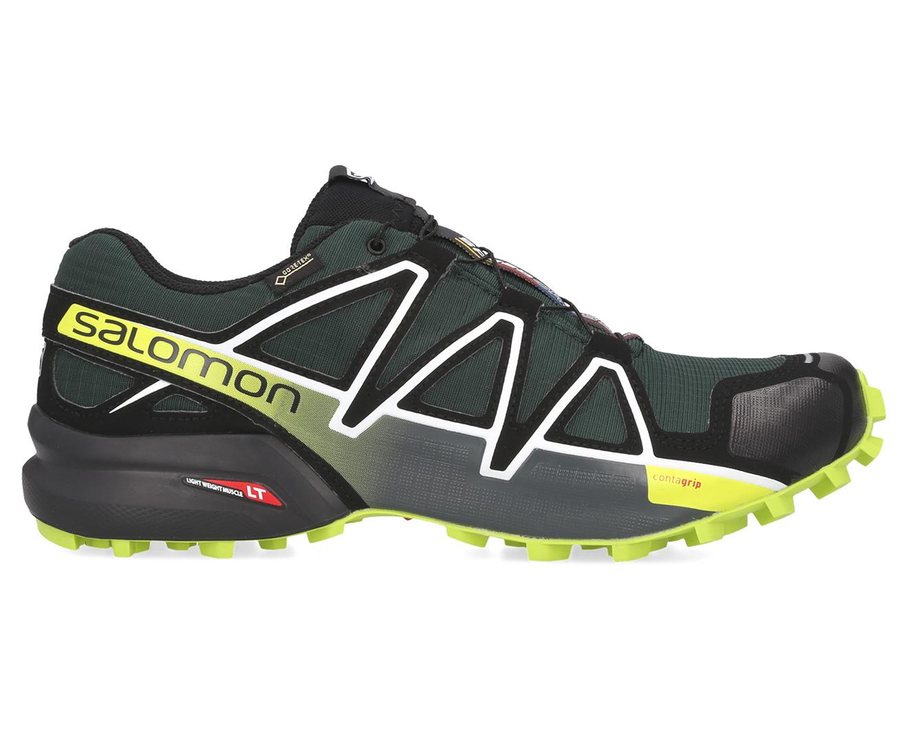 salomon speedcross 4 gtx uomo goretex leather