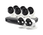 8 Camera 8 Channel 4K Ultra HD DVR Security System 1