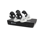 4 Camera 8 Channel 5MP Super HD NVR Security System 1