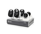 6 Camera 8 Channel 1080p Full HD DVR Security System 1