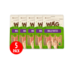 5 x WAG Bully Bites Dog Treats 200g 1