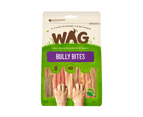 5 x WAG Bully Bites Dog Treats 200g 2