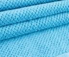 Sheridan Austyn Hand Towel 4-Pack - Turquoise 2