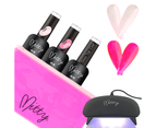 Mitty - Jelly Gel Polish Starter Kit 1 1