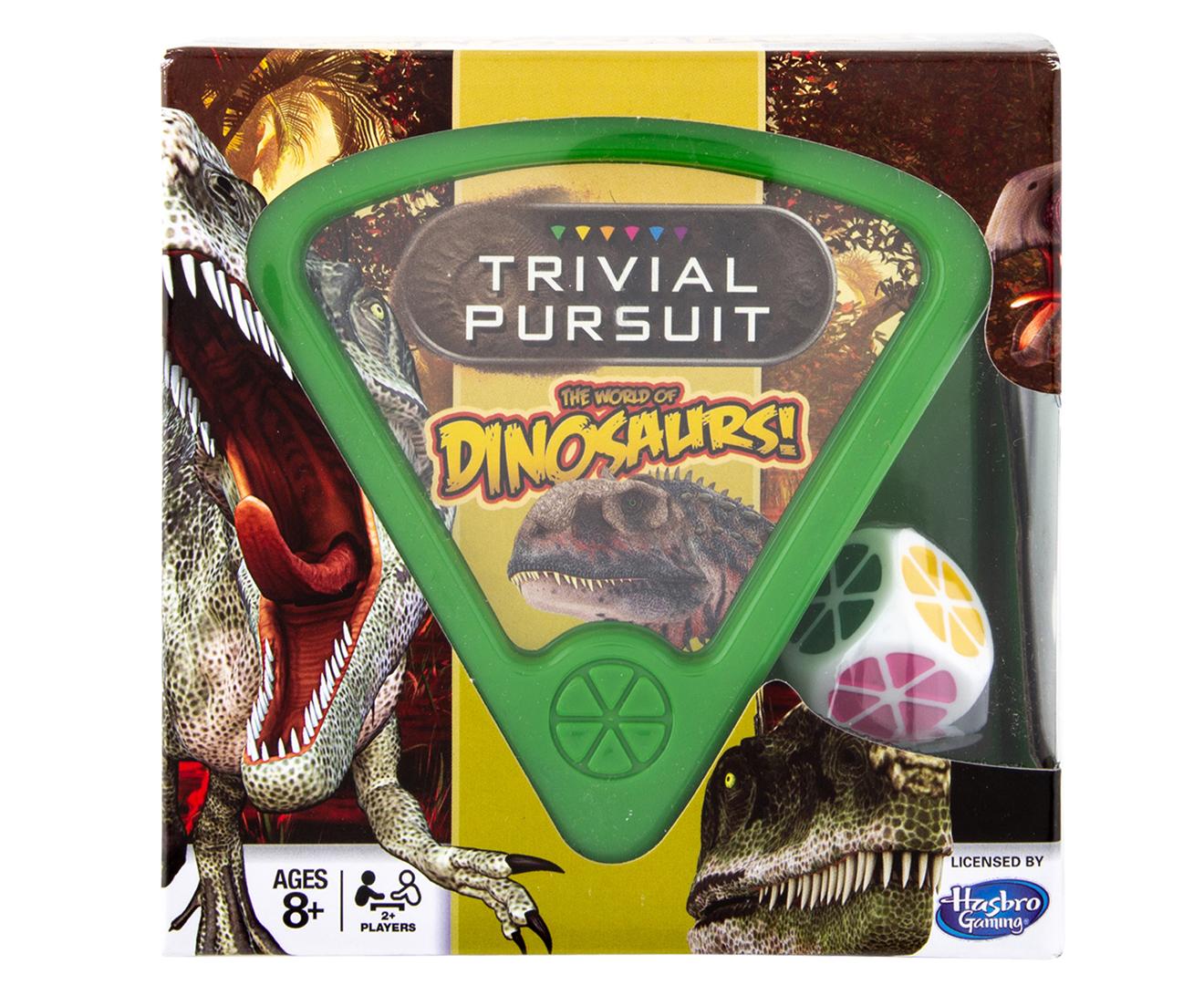 Dinosaurs Trivial Pursuit Game