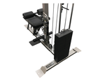 Body Iron Commercial 110kg Lat Pull Down / Low Row Machine 2
