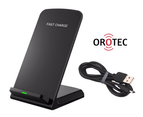 2-Pack Orotec 10W Fastcharge Wireless Charging Stand 3