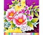 Waffle Flower Crafts Clear Stamp 5in x 7in - Blossoms 2