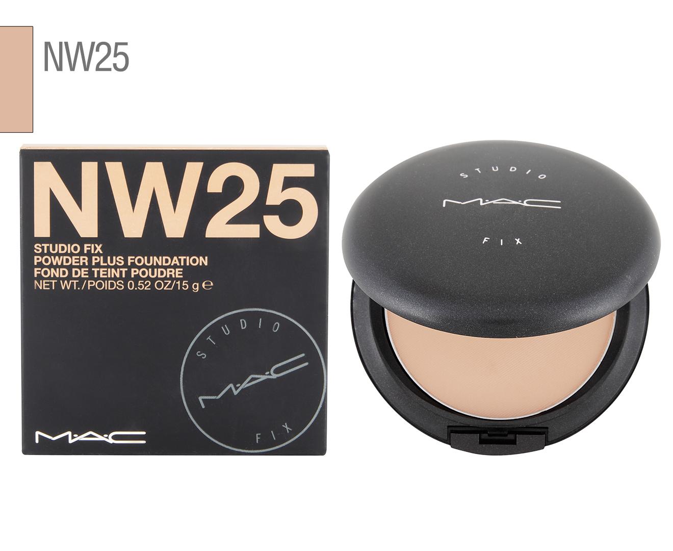 Mac Studio Fix Powder Foundation 15g Nw25 Catch Com Au