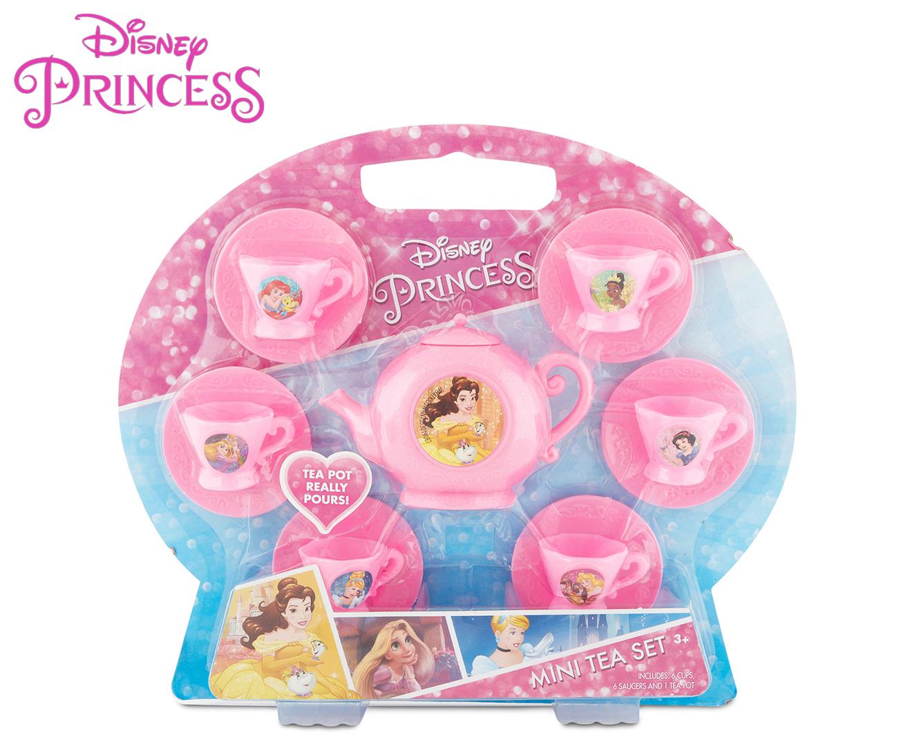 Disney Princess Small Tea Set **NEW**