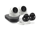 4 Camera 4 Channel 4K Ultra HD DVR Security System 3