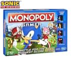 Monopoly Gamer: Sonic The Hedgehog Board Game 1