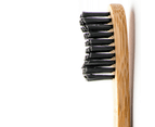The Humble Co Adult Black Bamboo Toothbrush Soft Bristle 4