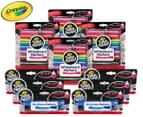 Crayola Take Note Whiteboard Markers Value Pack 60pk 1