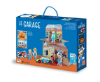 Sassi - Garages 3D and Book 1