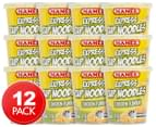 12 x Mamee Express Cup Noodles Chicken 63g 1