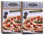 2 x YesYouCan Pizza & Foccacia Mix 320g 1