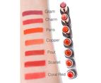 Zuii Organic Certified Organic & Vegan Lux Lipstick Pout 2