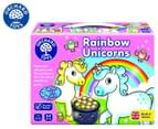 Orchard Toys Rainbow Unicorns Board Game 1