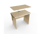 HandyDesk Kids Study Desk with Cardboard Desktop 5