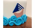 D.I.Y. Sail Boat Cake Kit 4