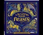 Amazing Book of Beasts Colouring Book 1