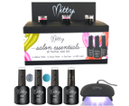Mitty - Salon Essentials at Home Nail Kit - Hollywood Glamour 1