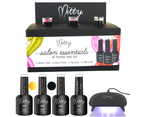 Mitty - Salon Essentials at Home Nail Kit - Citrus Crush 1