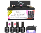 Mitty - Salon Essentials at Home Nail Kit - Fairy Pink 1
