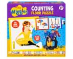 The Wiggles 26-Piece Counting Floor Puzzle 2