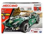 Meccano 5-in-1 Roadster with Pull Back Motor Construction Toy 5
