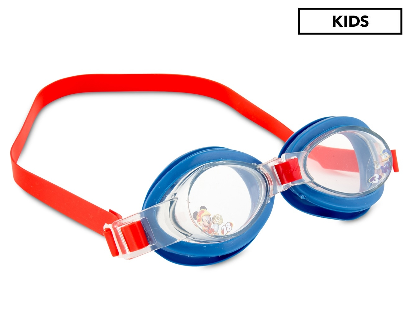 Disney Junior Mickey Mouse Kids' Swim Goggles | Catch.com.au