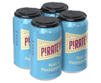 Pirate Life Brewing Acai & Passionfruit Beer 16 x 355mL Cans 2